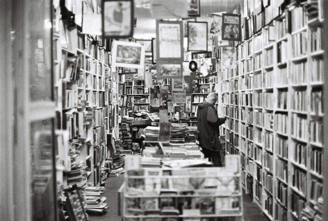 Lisbon book shop