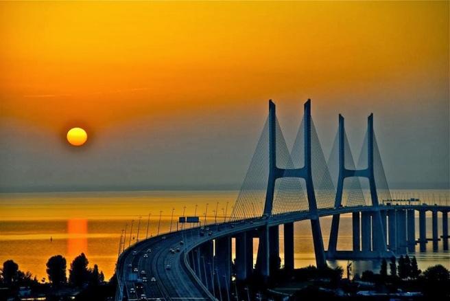 Sunrise Parque das Nações